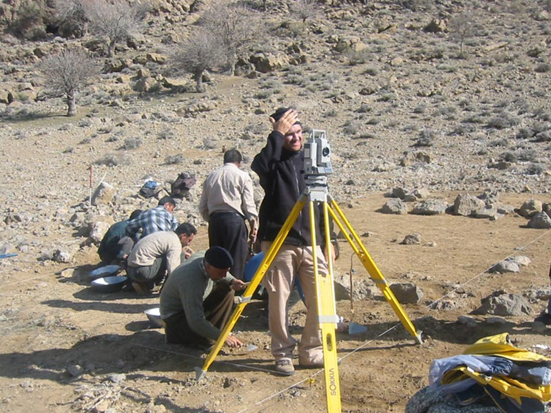 Archeologia scavo topografia Tang e Bolagi Studio 3R