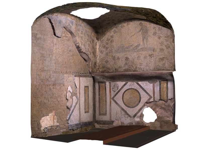 Necropoli-Vaticana-Restituzione-Grafica-Cristo-Sole