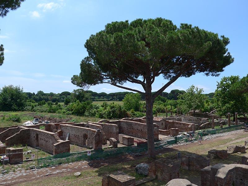 Ostia-Antica-documentazione-e-restauro