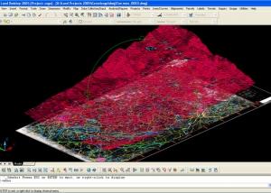Archeologia cartografia restituzione grafica 3D Monastiraki Grecia Studio 3R